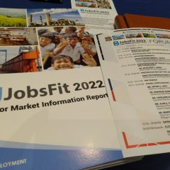 The JobsFit 2022 Labor Market Information Report