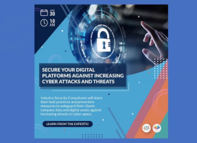 Cybersecurity Webinar for Organizations and IT Professionals